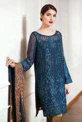Fashionable muslim pakistani outfits 9