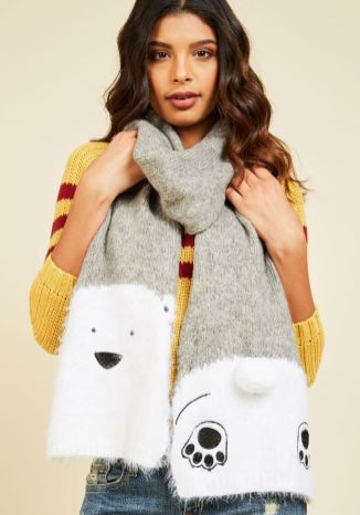 Fashionable scraves accessories ideas for cold weather 11