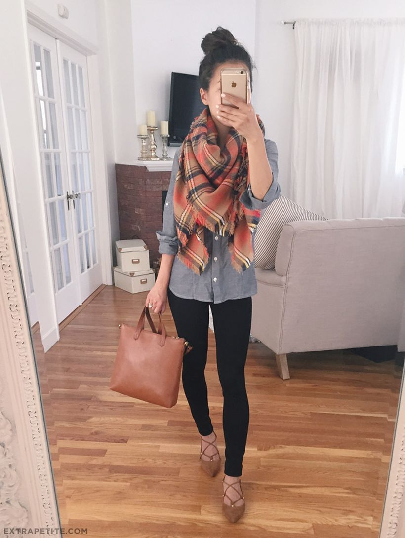 Fashionable scraves accessories ideas for cold weather 2