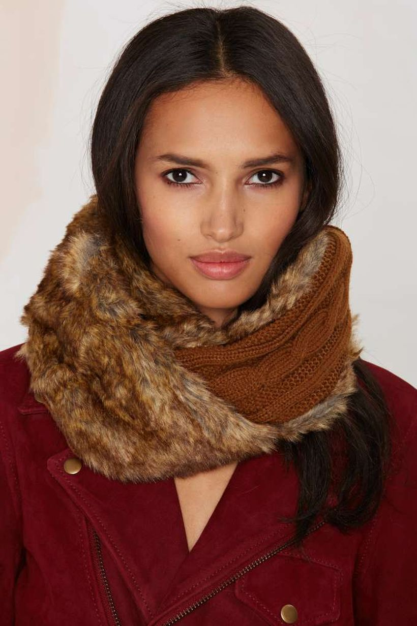 Fashionable scraves accessories ideas for cold weather 26