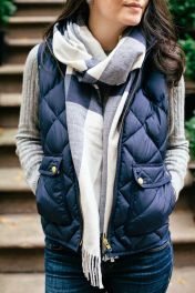 Fashionable scraves accessories ideas for cold weather 7