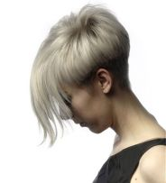 Funky short pixie haircut with long bangs ideas 50