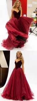 Gorgeous prom dresses for teens ideas 2017 12
