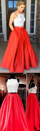 Gorgeous prom dresses for teens ideas 2017 56