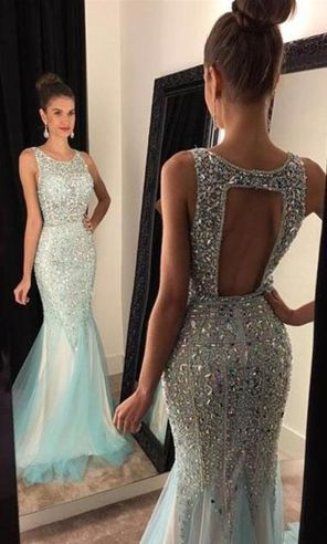 Gorgeous prom dresses for teens ideas 2017 61