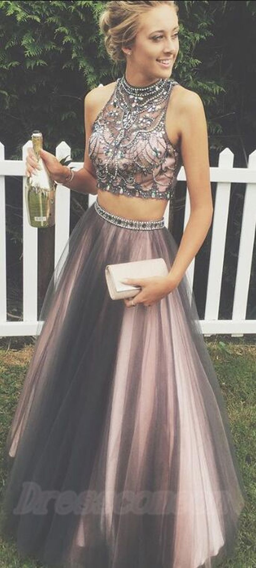 Gorgeous prom dresses for teens ideas 2017 74
