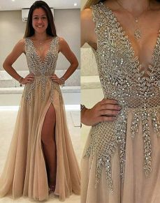 Gorgeous prom dresses for teens ideas 2017 91