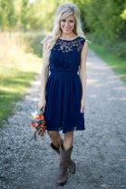 Gorgeous short bridesmaid dresses design ideas 11