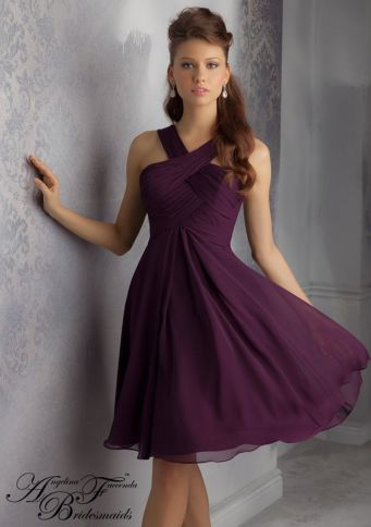 Gorgeous short bridesmaid dresses design ideas 34