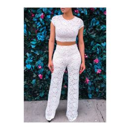 Gorgeous white two piece outfits ideas 65
