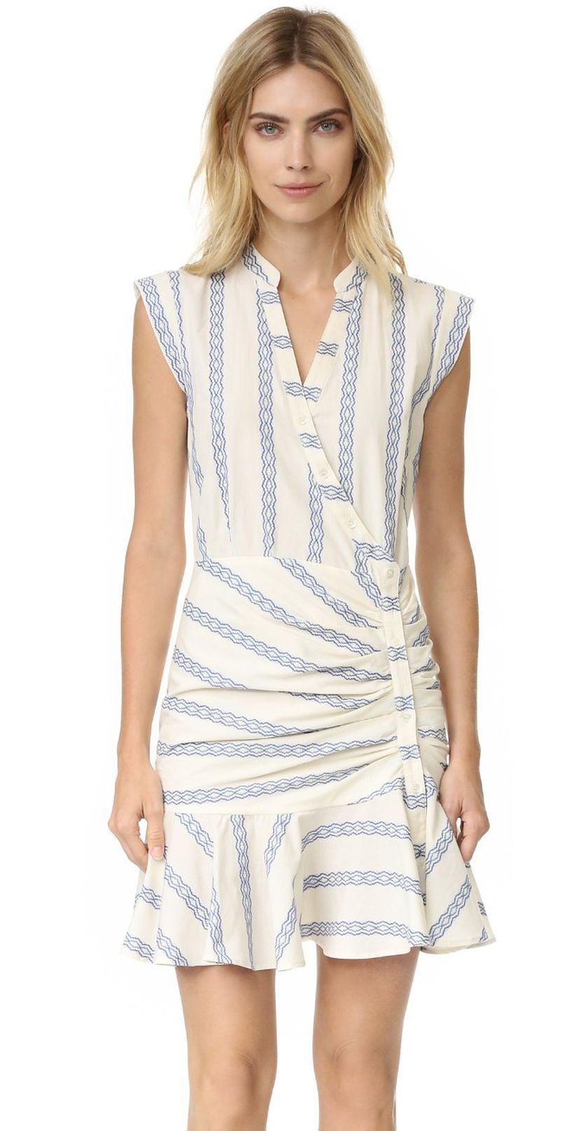 Marvelous striped shirtdresses outfits ideas 26