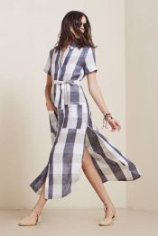 Marvelous striped shirtdresses outfits ideas 30