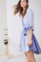 Marvelous striped shirtdresses outfits ideas 66
