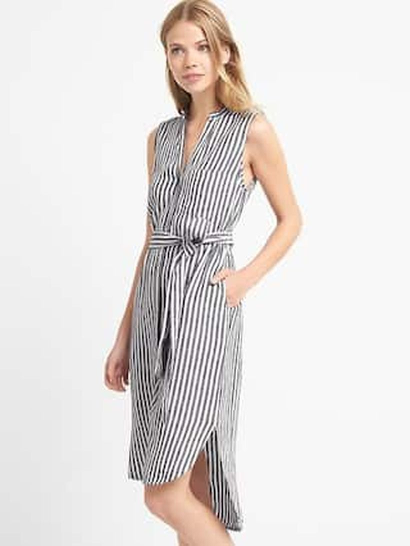 Marvelous striped shirtdresses outfits ideas 71
