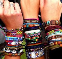 Stacked arm candies jewelry ideas 102