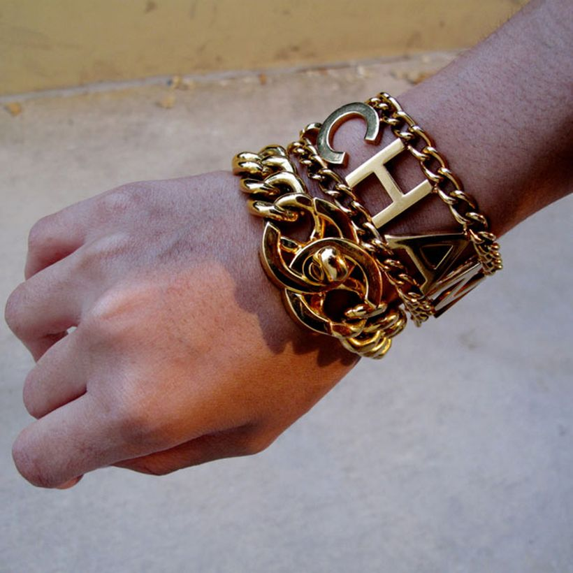Stacked arm candies jewelry ideas 11