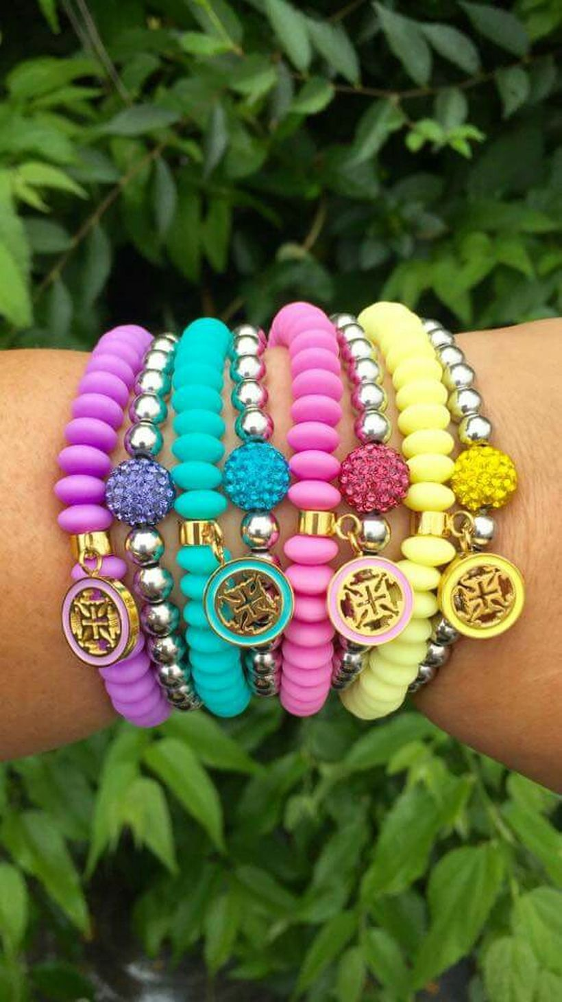Stacked arm candies jewelry ideas 23