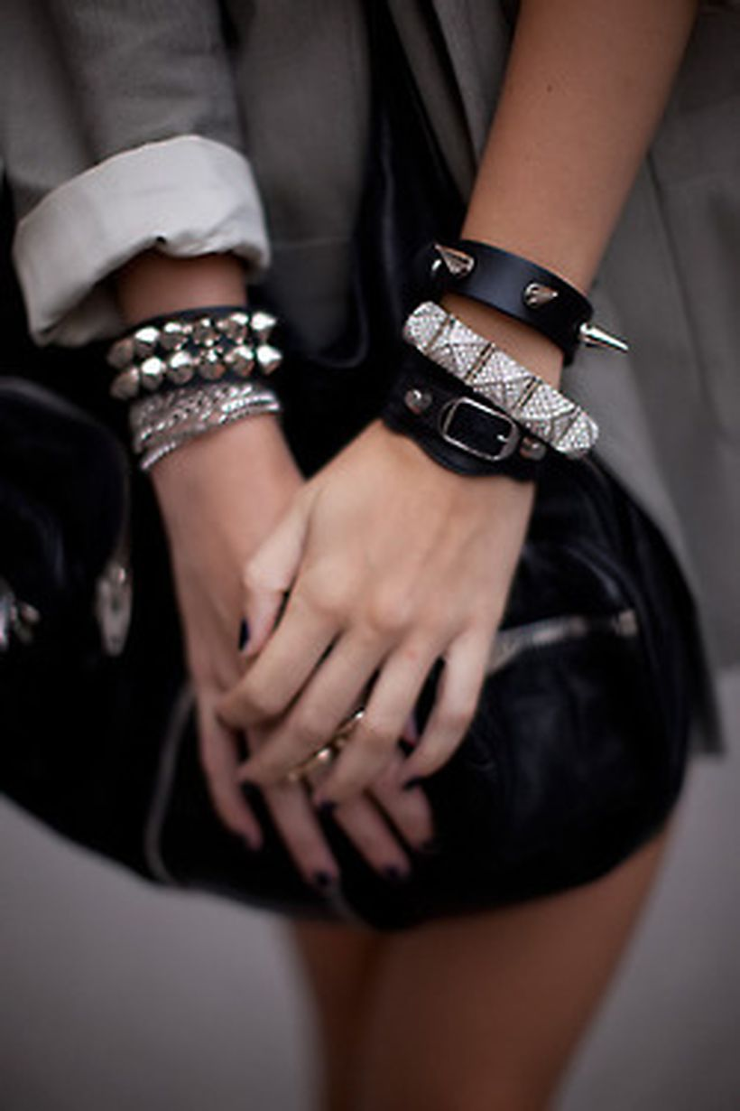 Stacked arm candies jewelry ideas 65