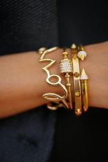 Stacked arm candies jewelry ideas 66