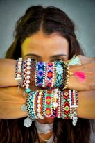 Stacked arm candies jewelry ideas 82