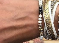 Stacked arm candies jewelry ideas featured