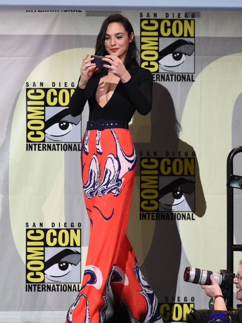 Stunning gallery of gal gadot fashions dress design style 14