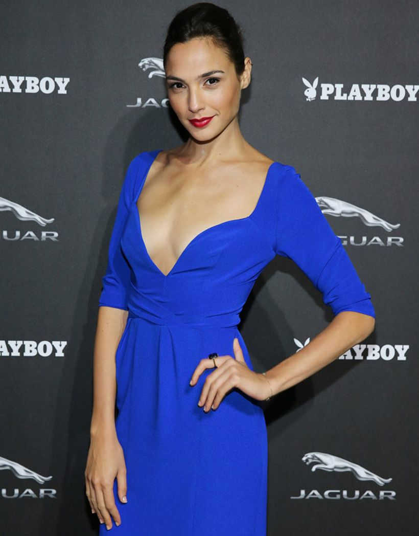 Stunning gallery of gal gadot fashions dress design style 49