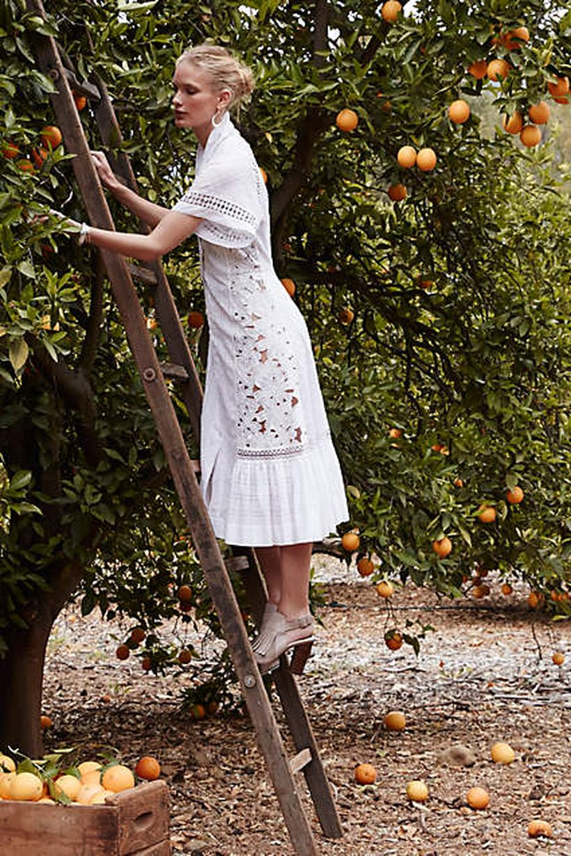 Stunning white shirtdresses outfits 15