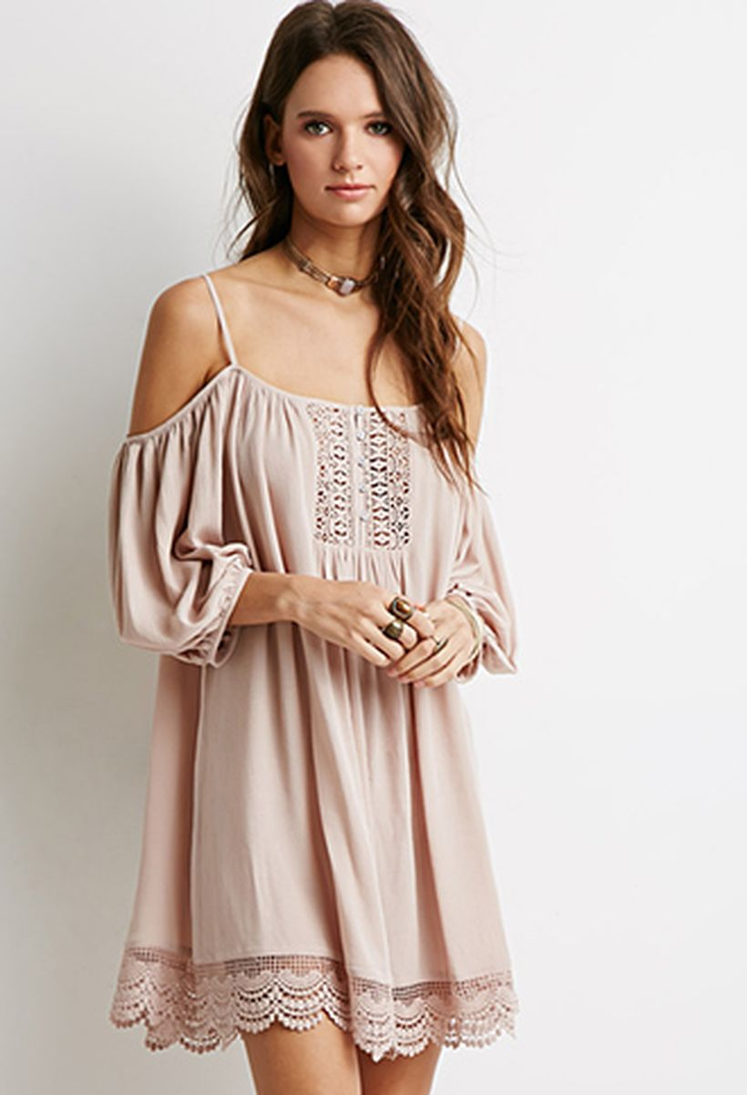 Stylish open shoulder dress outfits 2017 34