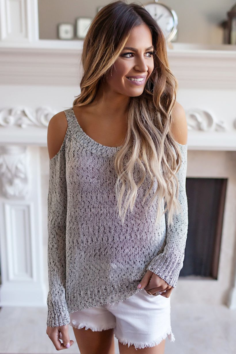 Stylish open shoulder dress outfits 2017 99