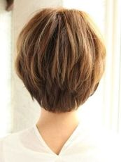 Stylist back view short pixie haircut hairstyle ideas 40