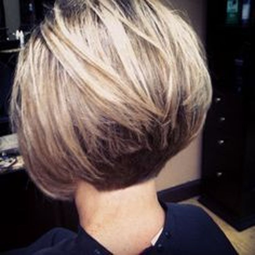 Stylist back view short pixie haircut hairstyle ideas 50