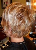 Stylist back view short pixie haircut hairstyle ideas 53