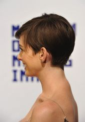 Stylist back view short pixie haircut hairstyle ideas 6