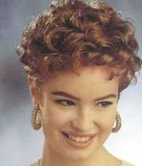 Stylist naturally curly haircuts ideas 26