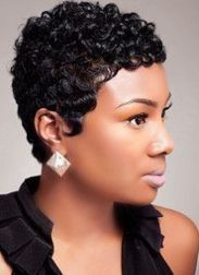 Stylist naturally curly haircuts ideas 56