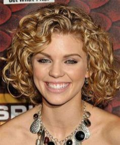 Stylist naturally curly haircuts ideas 61