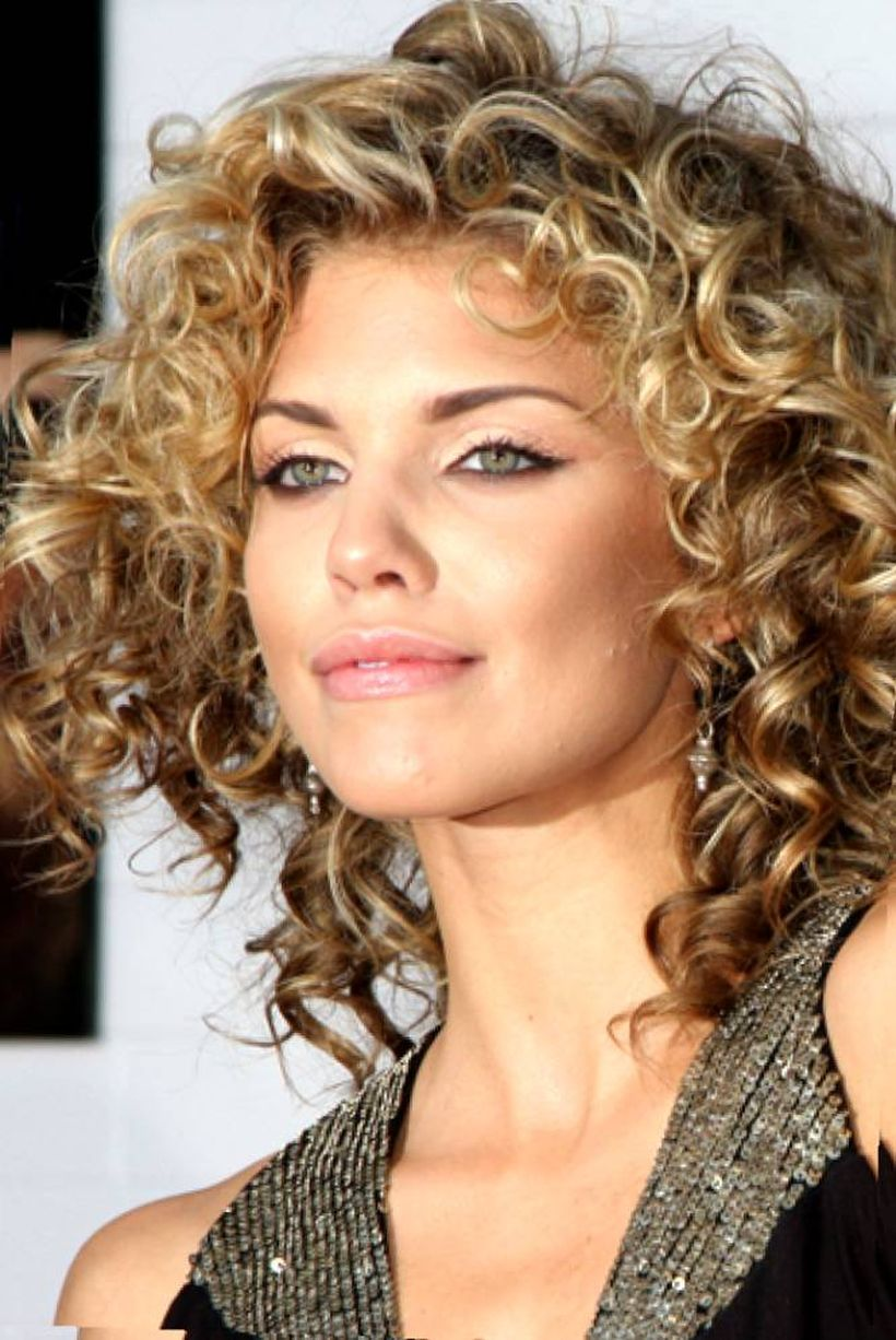 Stylist naturally curly haircuts ideas 63