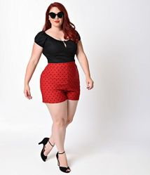 Vintage plus size rockabilly fashion style outfits ideas 25