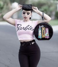 Vintage rockabilly fashion style outfits 40
