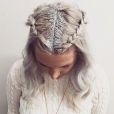 Amazing khaleesi game of thrones hairstyle ideas 41