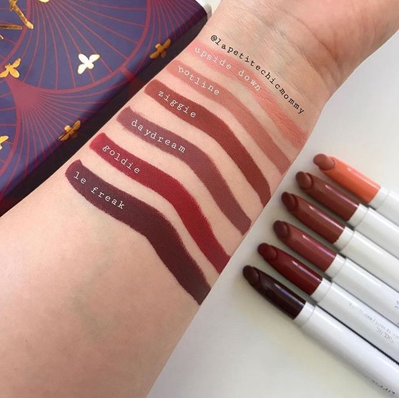 Attractive colourpop lippie stix swatches that you must see 21