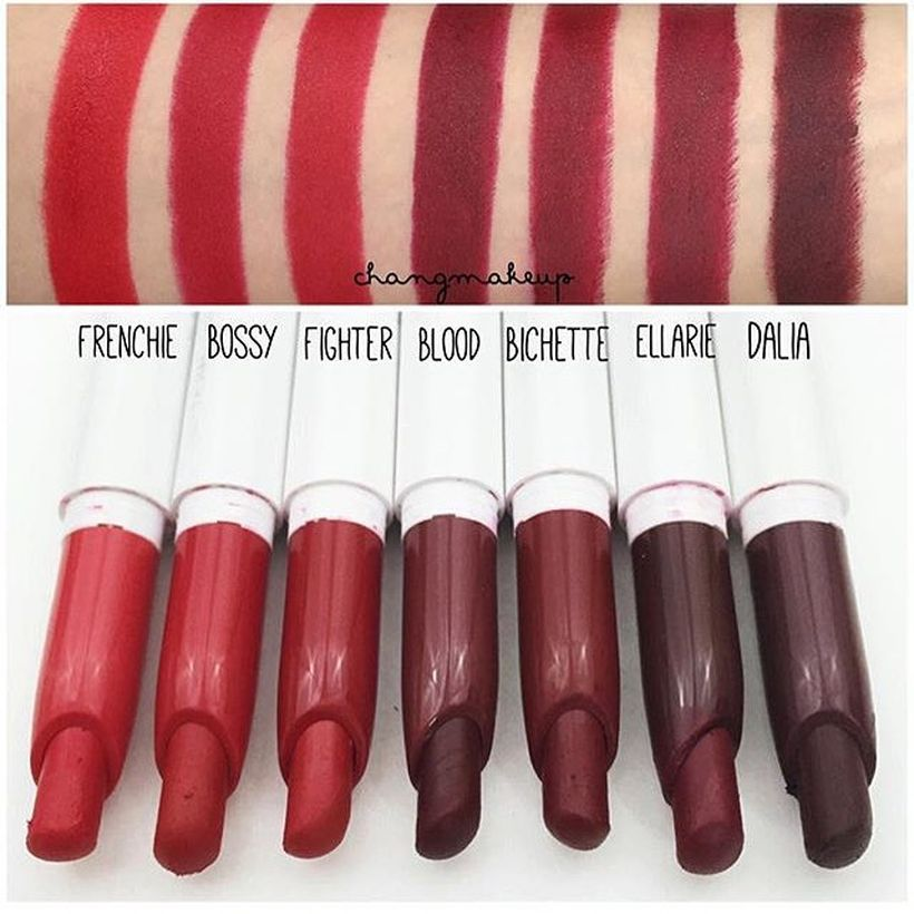Attractive colourpop lippie stix swatches that you must see 23