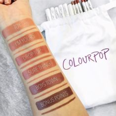 Attractive colourpop lippie stix swatches that you must see 33