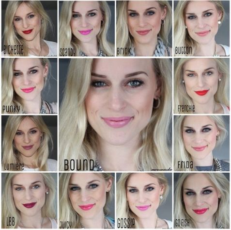 Attractive colourpop lippie stix swatches that you must see 34