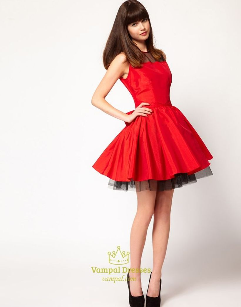 Awesome teens short dresses ideas for graduation outfits 1