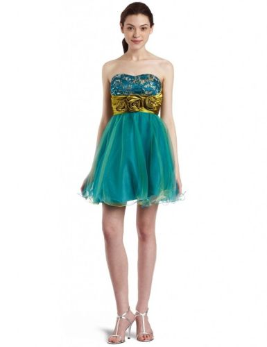 Awesome teens short dresses ideas for graduation outfits 104