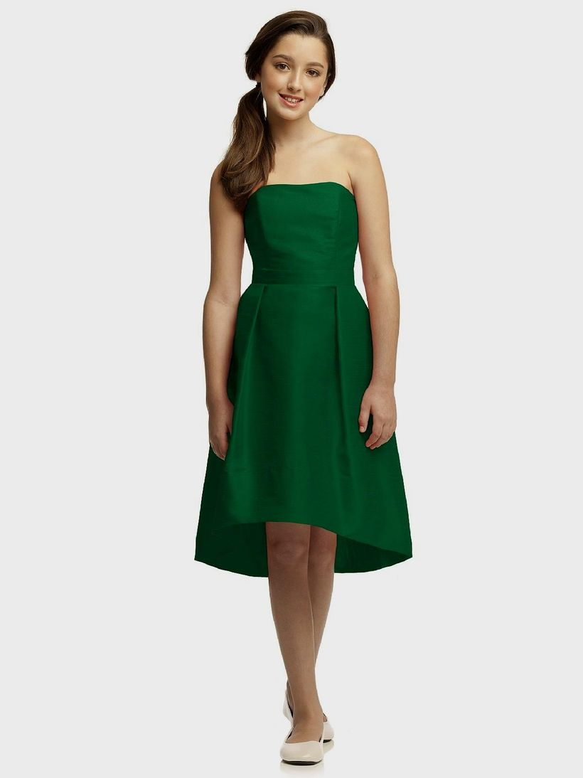 Awesome teens short dresses ideas for graduation outfits 106