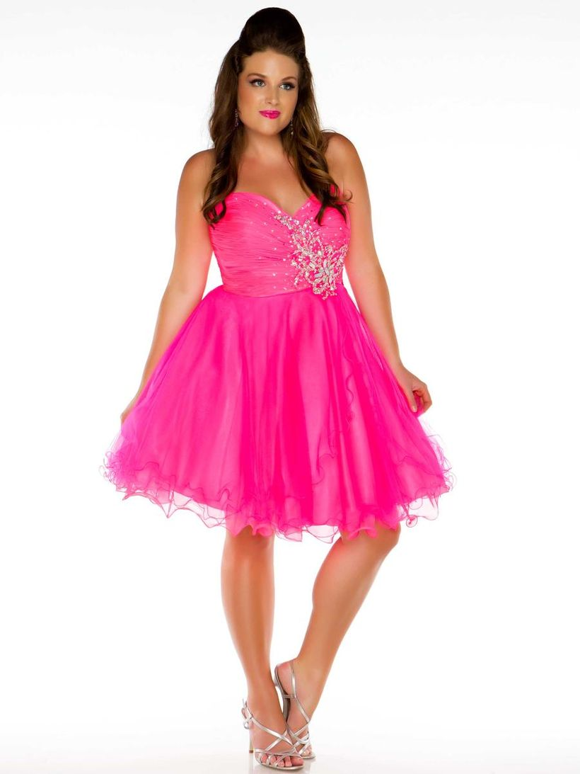 Awesome teens short dresses ideas for graduation outfits 127