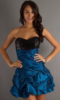 Awesome teens short dresses ideas for graduation outfits 149